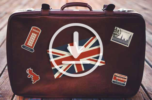 UK | Brexit | London | Travel | Suitcase